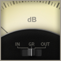 Gain Reduction Deluxe Meter Control